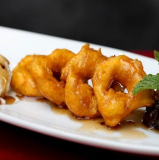 Receta de Picarones peruanos