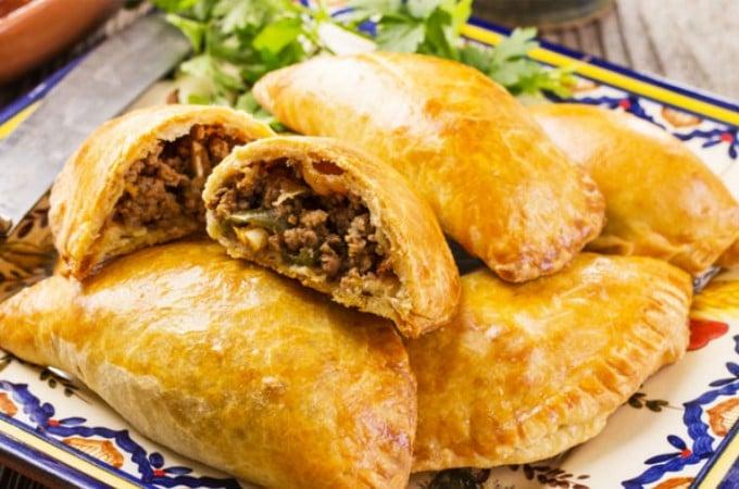 Receta de Empanada peruanas de carne