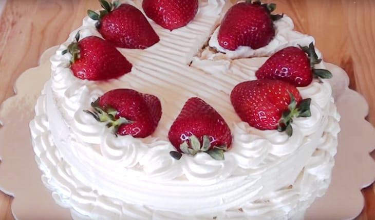 Torta tres leches - ComidasPeruanas.Net