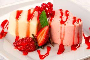 Receta de Torta helada