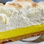 Receta de Pie de limón