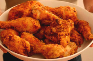 Receta de Pollo Broaster