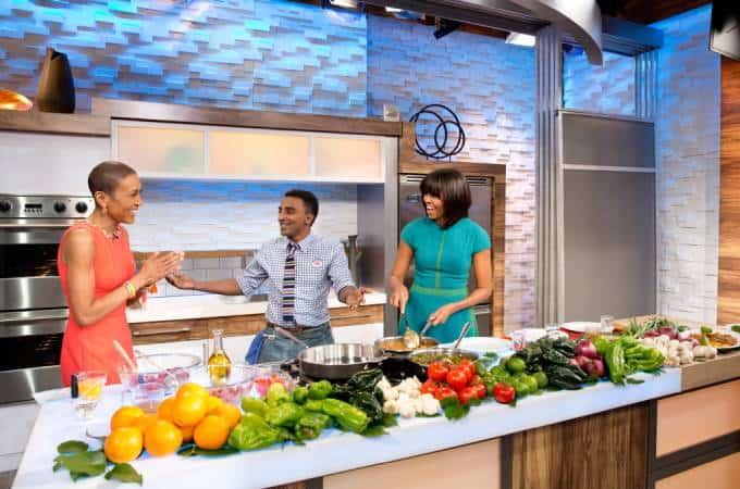 Programas de cocina TV