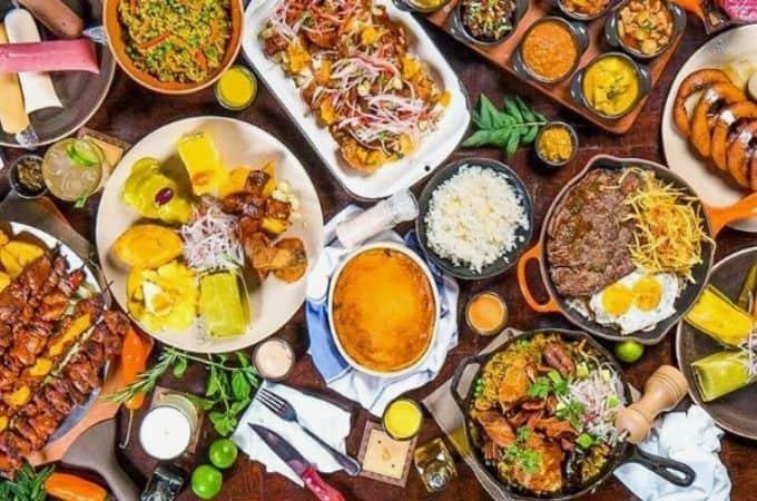 Comida Peruana en Casinos Glamorosos del mundo