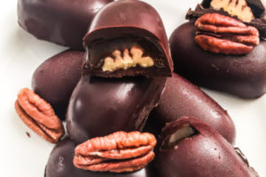 Receta de Chocotejas