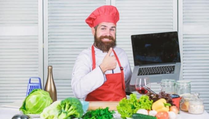 Los chefs y el uso de la tecnologia 1